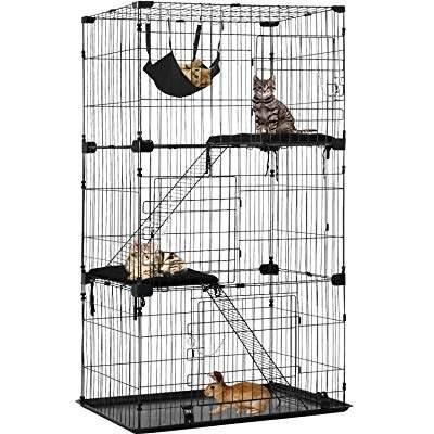BEST CAT CONDO CAGE