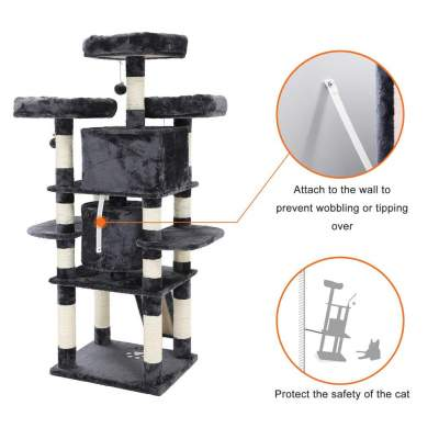 large Cat Trees for cats