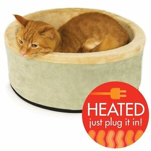cat heated pad