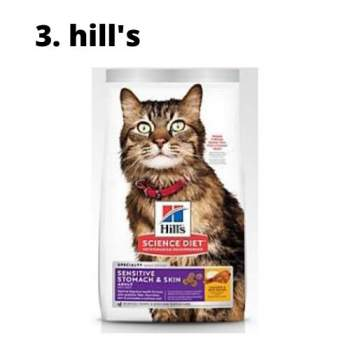 best cat food for hairball prevention