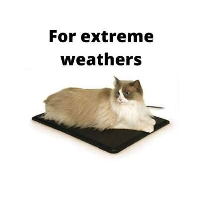 outdoor pet heat pad