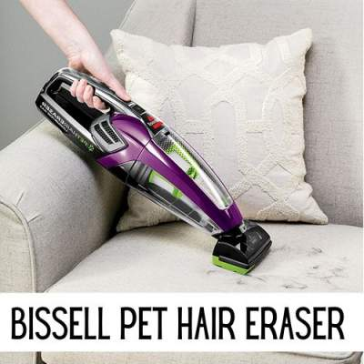 BISSELL Pet Hair Eraser Lithium Ion Cordless Hand Vacuum review
