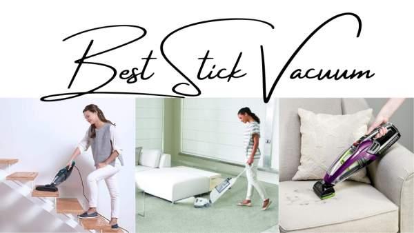 Best stick vacuum for cat litter reviewed
